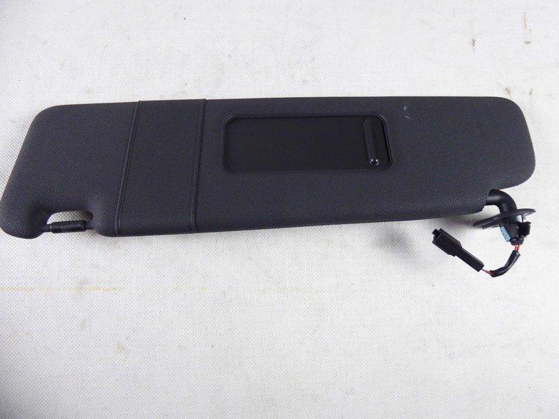 links sonnenblende vw golf vi cabrio 5k7857551f 8 karosserie 857 cockpit spiegel. Black Bedroom Furniture Sets. Home Design Ideas