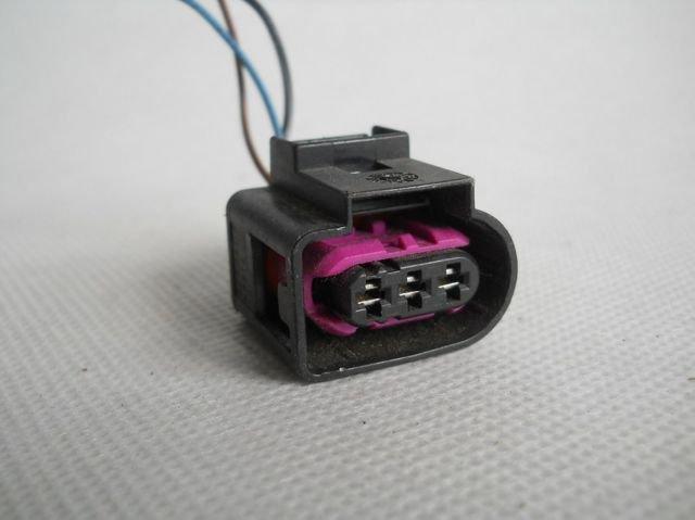 connector contact plug vw audi skoda seat 4d0971993 9. Black Bedroom Furniture Sets. Home Design Ideas