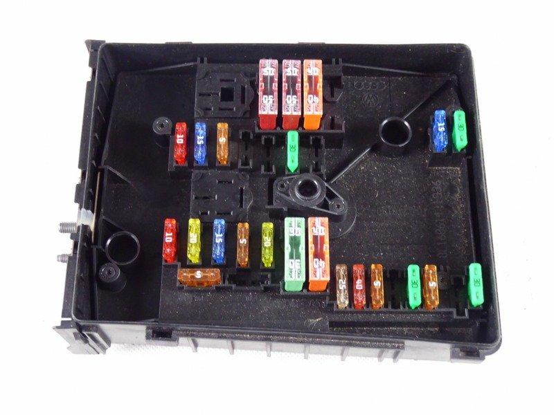 Engine control fuse box vw audi k d