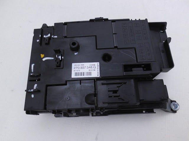main fuse socket vw touareg 7p0937548g 9 elektronik. Black Bedroom Furniture Sets. Home Design Ideas