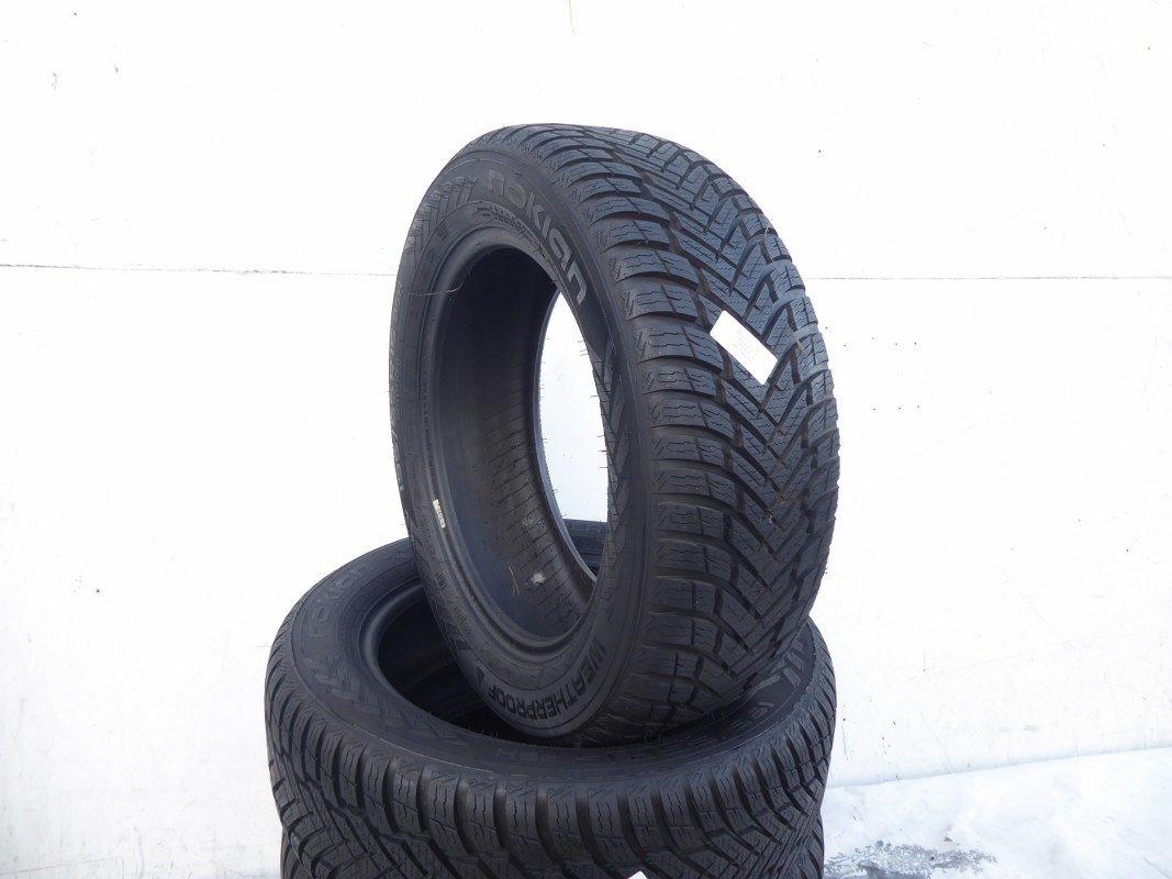 tires x4 nokian weatherproof 195 55 r15 85h 8 1mm 1517. Black Bedroom Furniture Sets. Home Design Ideas