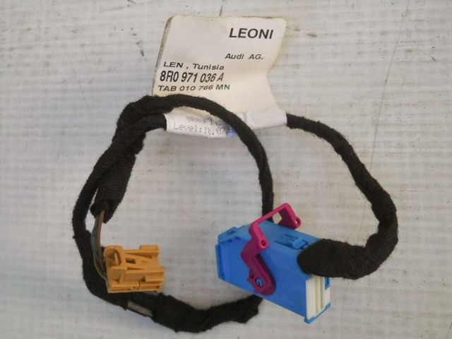 Wiring Harness For Door Audi Q5 8r0971036a
