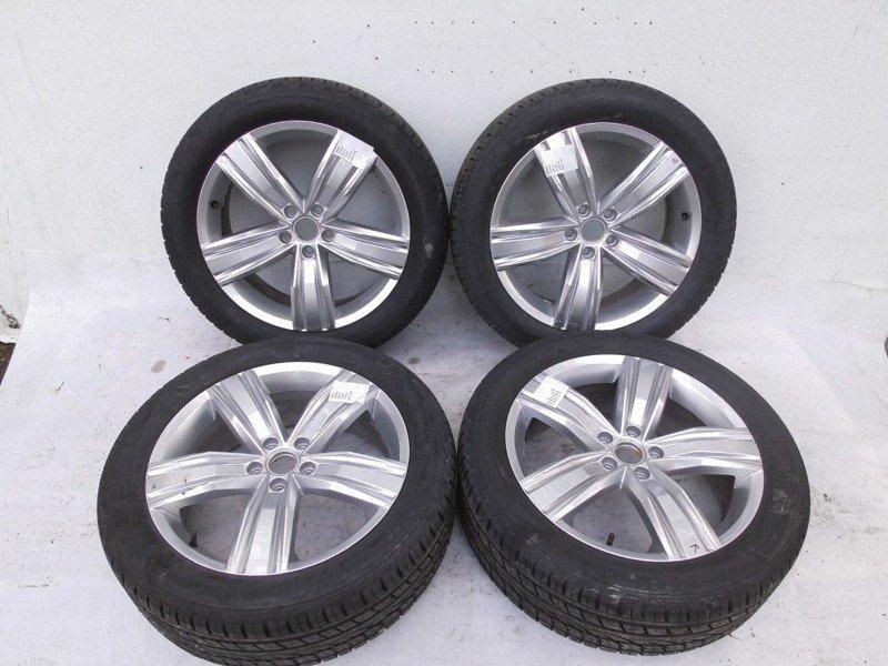 Used Car Rims >> Allow Wheel Rims 5na601025d 235 50r19 7 2mm 33 15 Tiguan