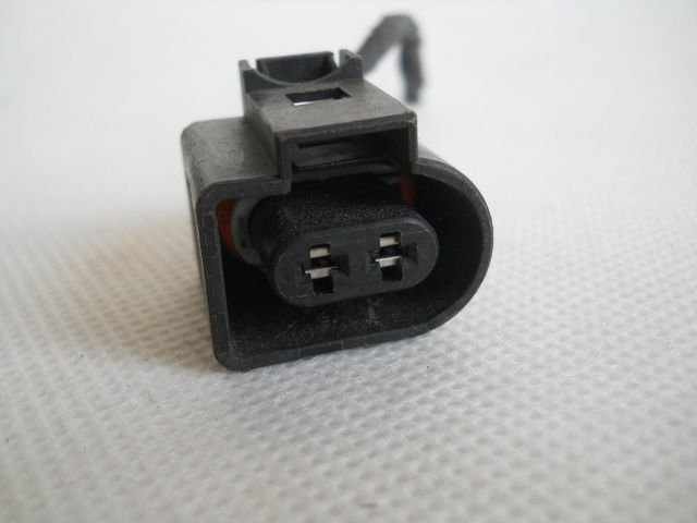 connector contact plug vw audi skoda seat 8p0973722 9. Black Bedroom Furniture Sets. Home Design Ideas