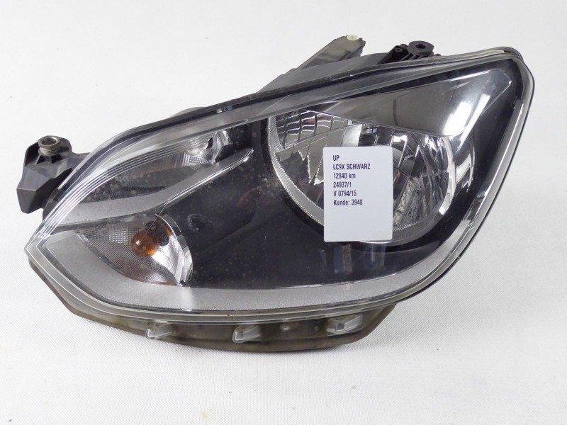 headlight light left vw up 1s1941015g 9 elektronik. Black Bedroom Furniture Sets. Home Design Ideas