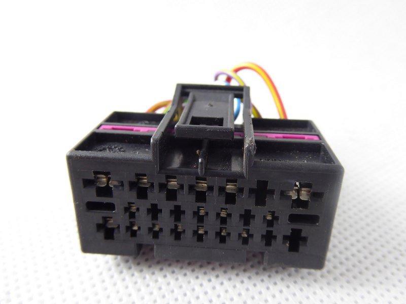 connector contact plug vw audi skoda seat 6q0972923 9. Black Bedroom Furniture Sets. Home Design Ideas