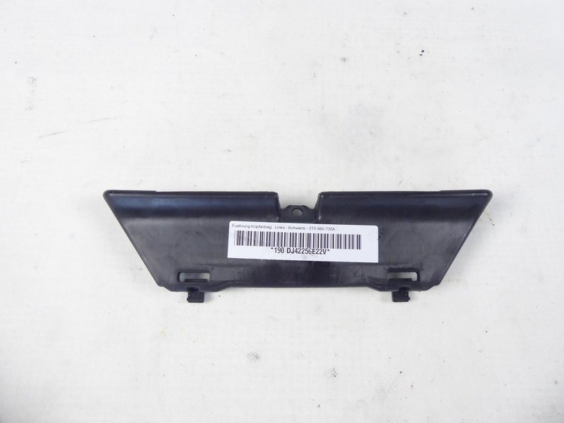 COVER AIRBAG SKODA SUPERB II 3T0880735A