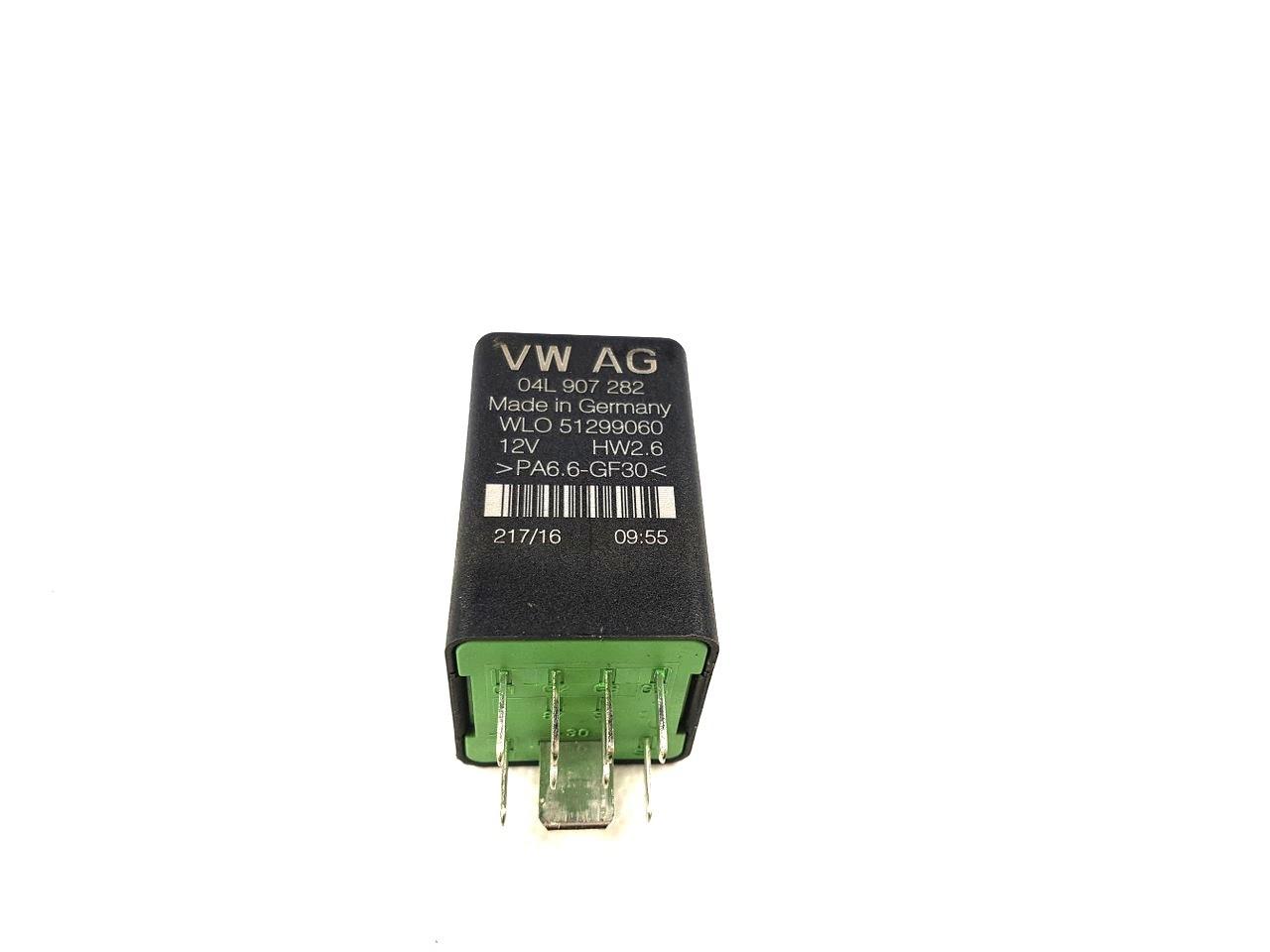 Relay Control Unit Vw Audi Skoda Seat 04l907282 9 Elektronik Circuit