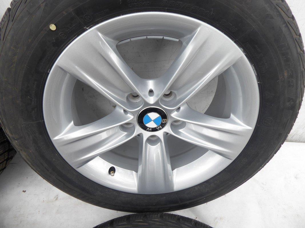 Allow Wheel Rims Bmw 6796237 Blizzak 225 55r16 New E90 F30 F31 F20 6 Reifen Bremssystem 601 Felgen Reifen Original Used Car Parts Audi Seat Skoda Vw