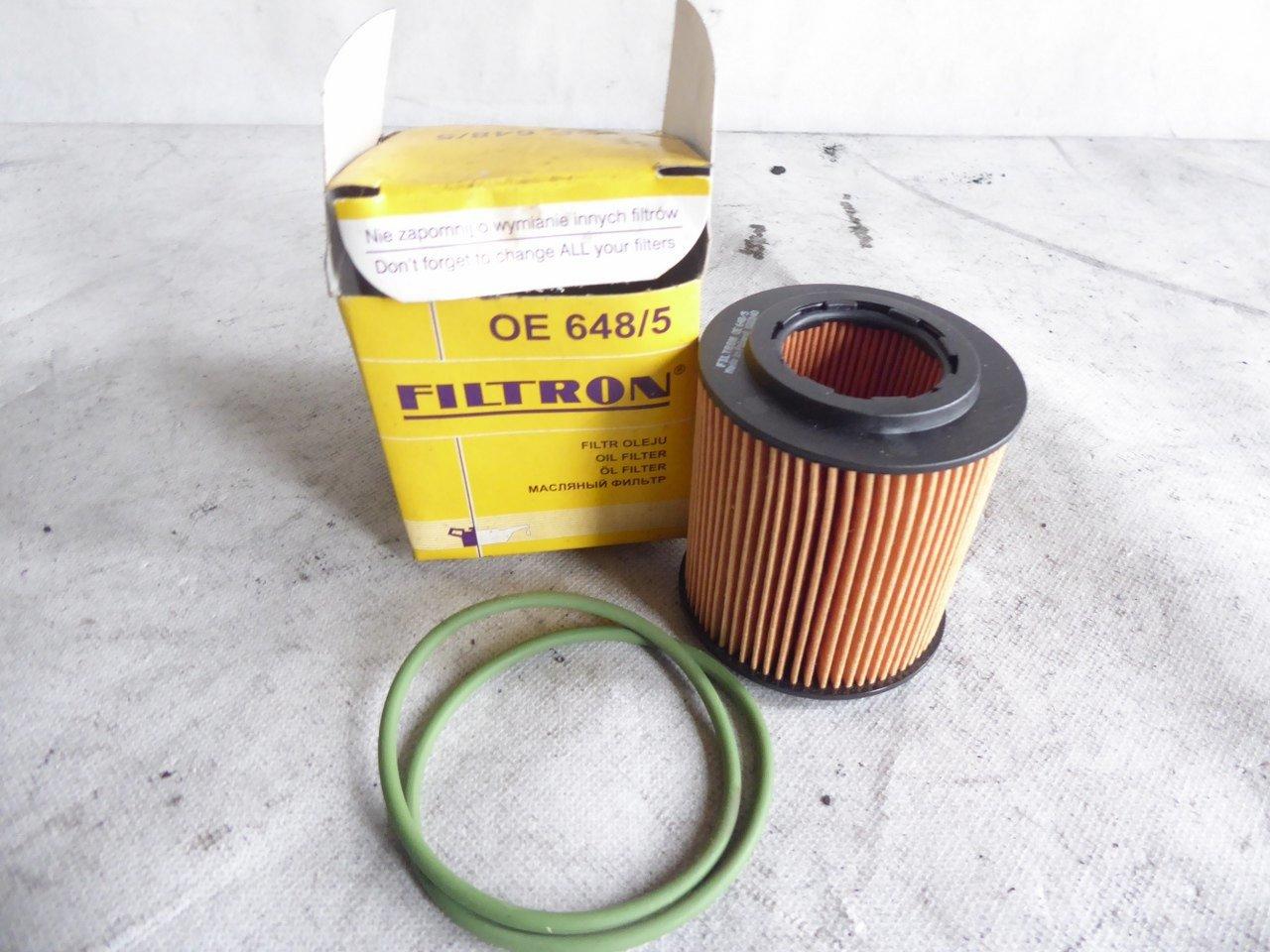 Filtre à huile Filtron OM 505