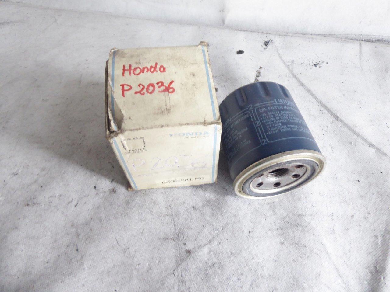 Herth+Buss Kraftstofffilter Honda