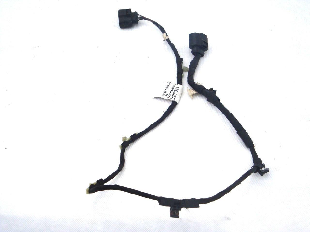 Set Wiring Loom Vw Passat B7 Cc 3aa971206a 9 Elektronik 971 Harness Phaeton