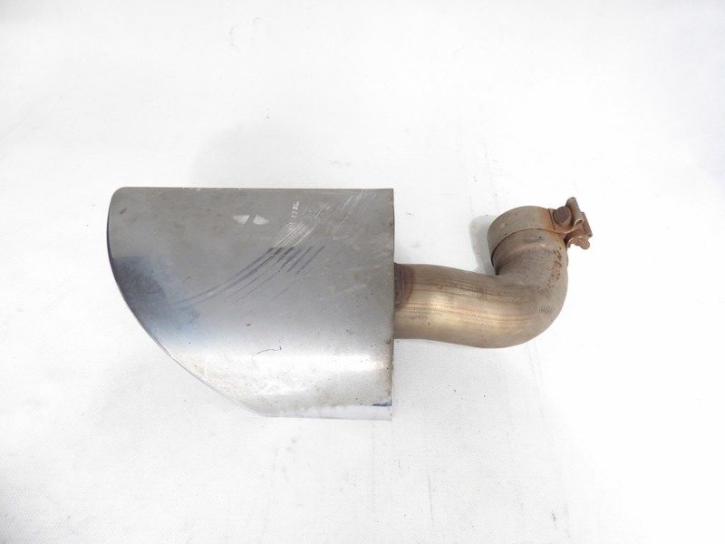 EXHAUST PIPE TAIL PIPE VW TOUAREG 7P6253682S