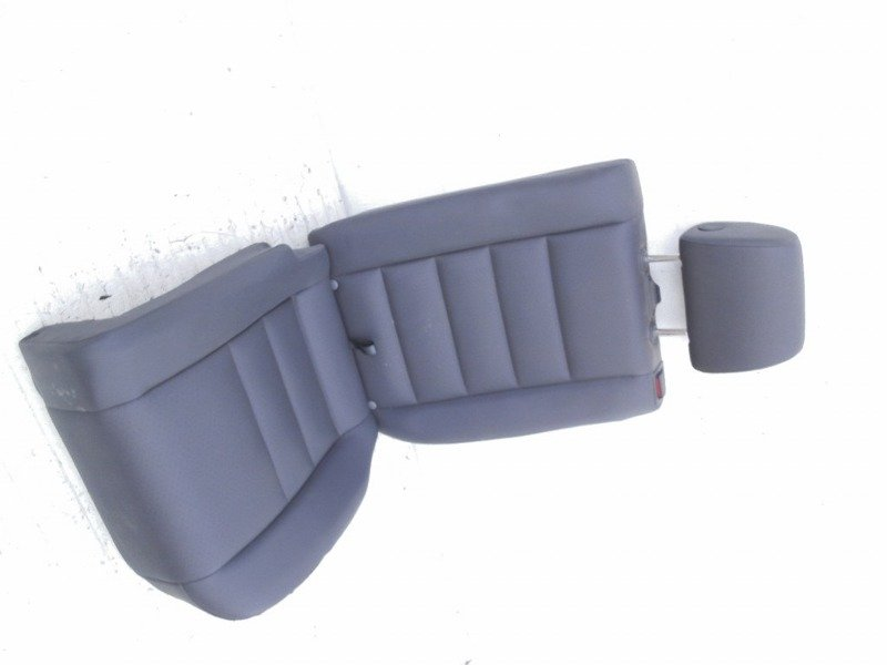 REARSEAT SEAT LEFT VW TOUAREG 7L LIFT 2008-2010 LEATHER