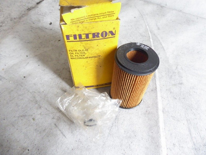 Seat Skoda FILTRON Original Ölfilter OP641//2 VW Audi