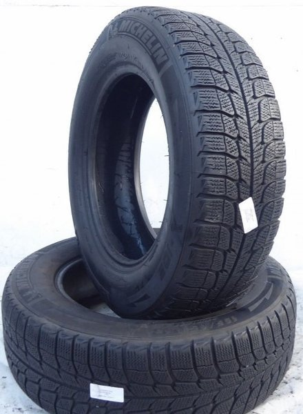 2x Winterreifen 195/65R15 91Q MICHELIN X-ICE 4,5mm