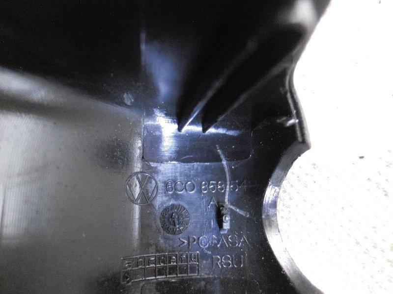 Spiegel Vw Polo : Abdeckung spiegel vw polo 6c0858543 8 karosserie 857 cockpit