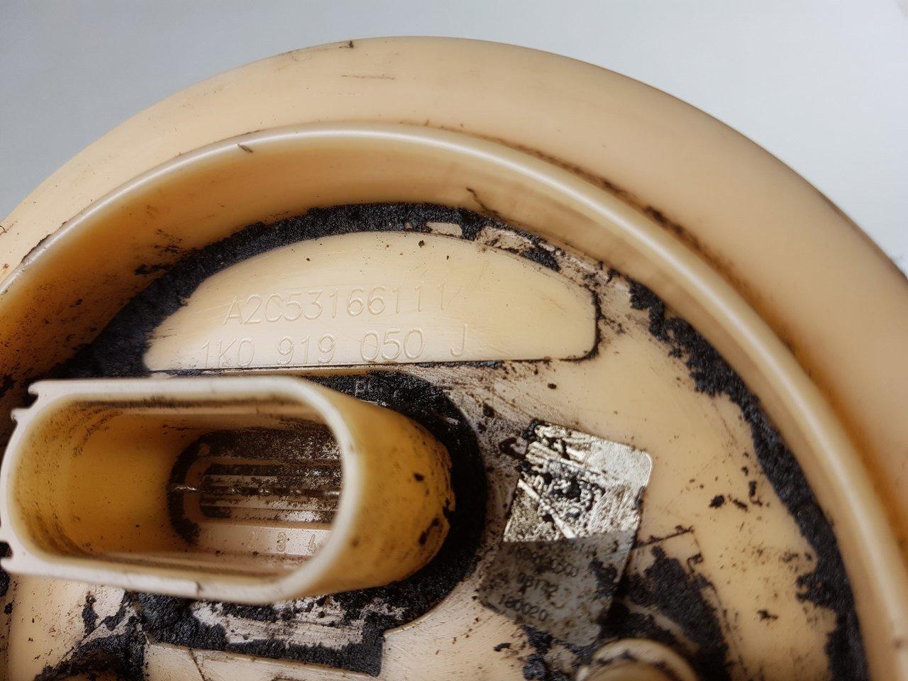 Skoda Octavia Lampen : Kraftstoffpumpe skoda octavia ii k j tdi