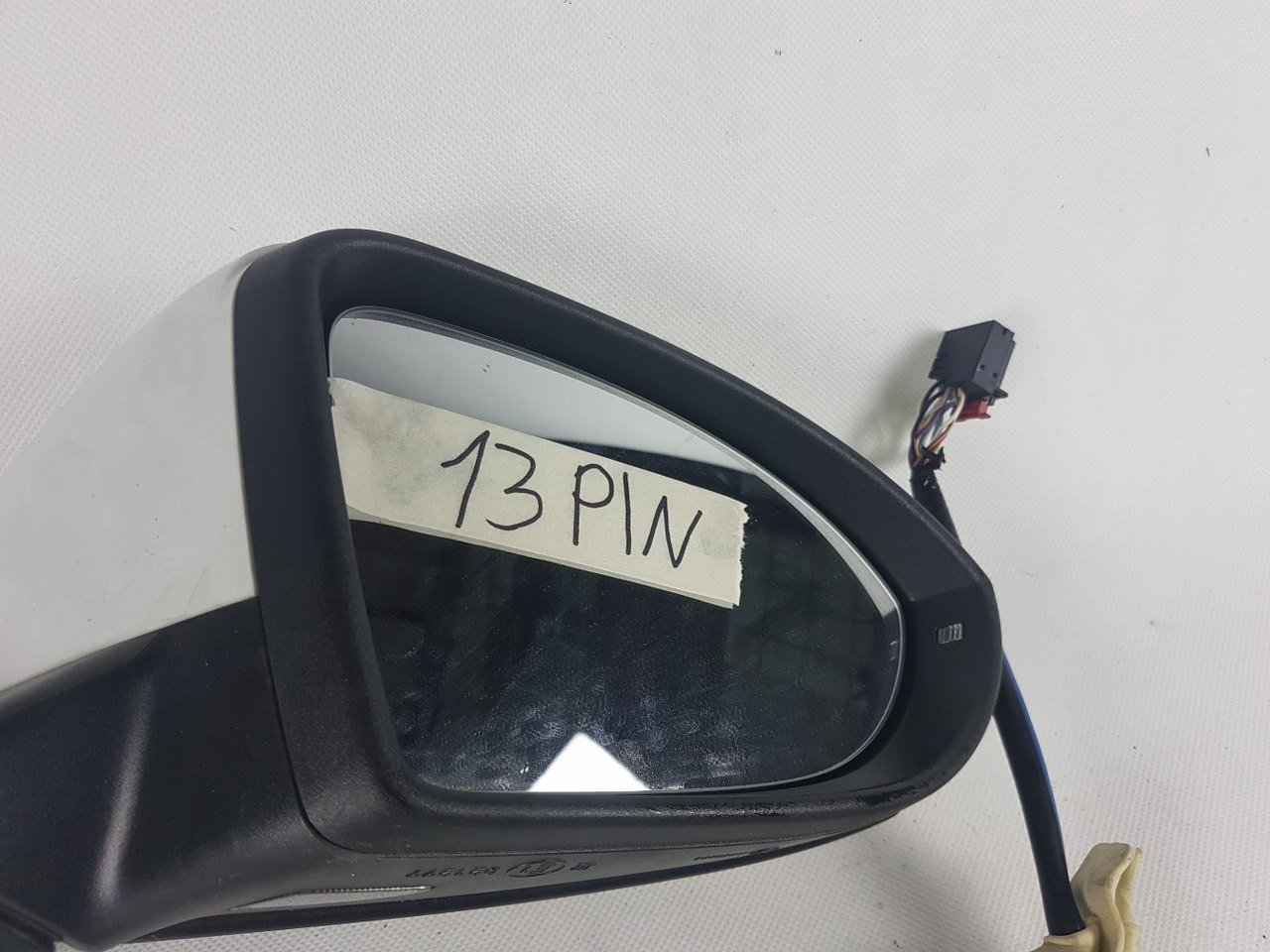 Spiegel Golf 7 : Rechts außenspiegel aussensspiegel vw golf vii pin lc a