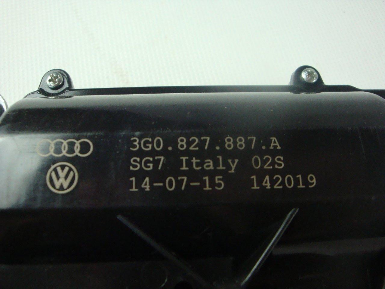 SERVOMOTOR ELEKTRISCHE HECKKLAPPE ZUZIEHHILFE VW TIGUAN II 2016 ...