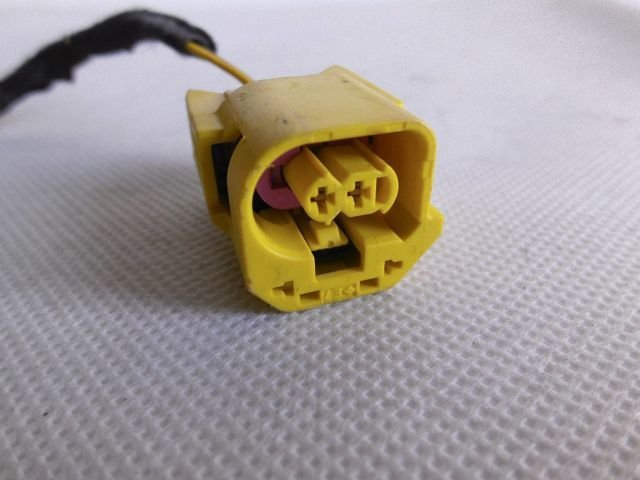 ELEKTRONISCHER WÜRFEL STECKER CONNECTOR PLUG VW AUDI SKODA SEAT 1S0972707
